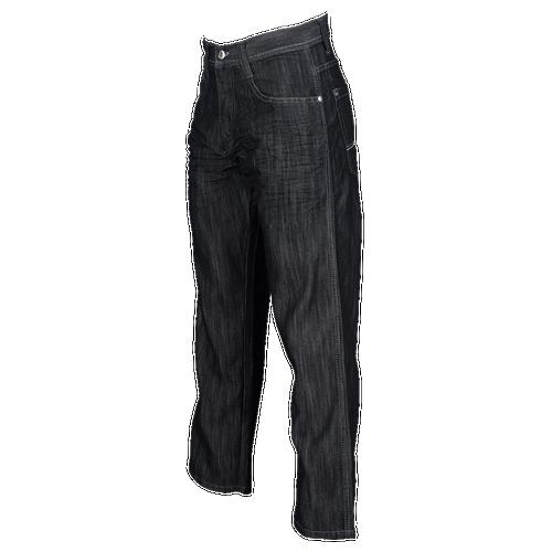 Men's Denim Black Jeans Southpole 4180 Shiny Streaky Jeans rinse Trust Quotes