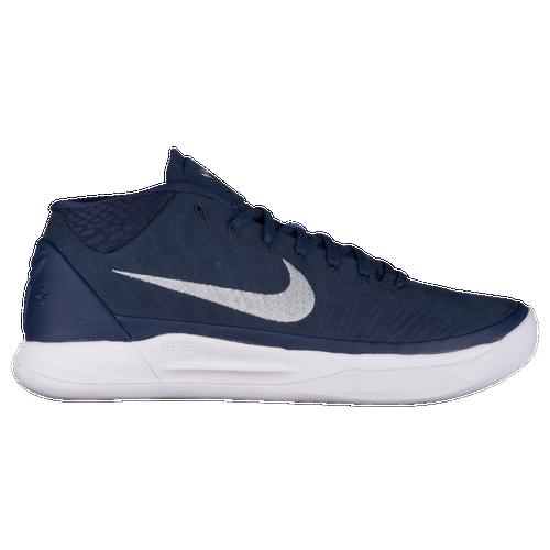 Nike Kobe A D Men S Bryant Blue Silver