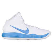 Nike React Hyperdunk 2017 Mid - Men's - White / Light Blue