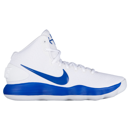 0dd35ce43d26 ... promo code for nike react hyperdunk 2017 mid mens basketball shoes white  game royal 6c247 79802