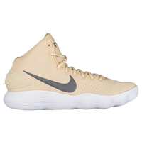 Nike React Hyperdunk 2017 Mid - Men's - Tan / Grey