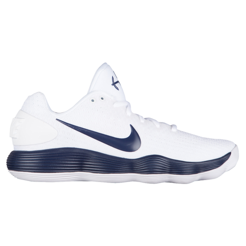 Nike React Hyperdunk 2017 Low - Men's - Basketball - Shoes - White/College  Navy