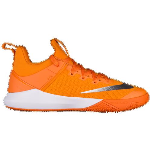 Nike Zoom Shift - Men's - Basketball - Shoes - Bright Ceramic/Metallic  Silver/White