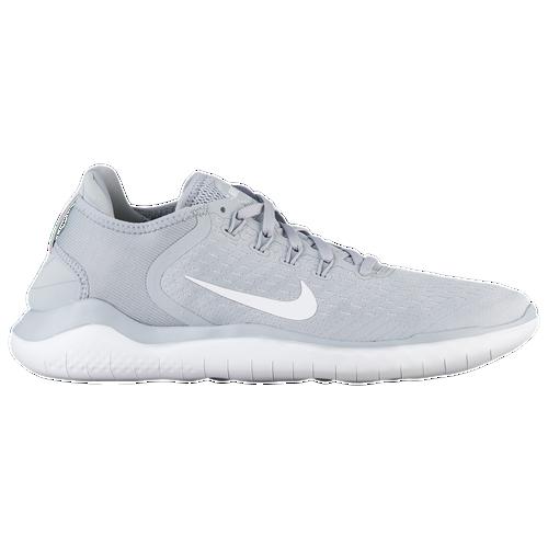 Nike Free RN 2018 - Men's - Running - Shoes - Wolf Grey/White