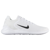 Nike Free RN 2018 - Men's - White / Black