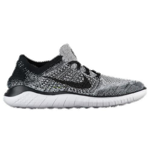 Nike Free RN Flyknit 2018 - Mens - Running - Shoes - WhiteBl