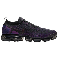 Nike Air Vapormax Flyknit 2 - Men's - Black / Purple