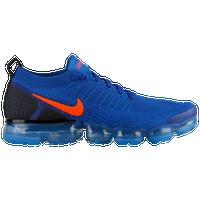 Nike Air Vapormax Flyknit 2 - Men's - Blue / Orange