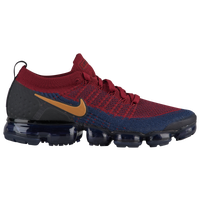 Nike Air Vapormax Flyknit 2 - Men's - Cardinal / Navy