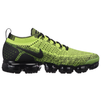 Nike Air Vapormax Flyknit 2 - Men's - Light Green / Black