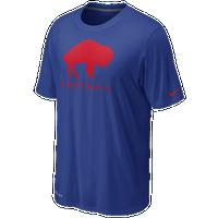 d6291a84a ... Nike NFL Sideline Dri-FIT Legend Elite Top - Men s - Buffalo Bills -  Blue