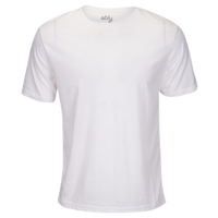 Ably Tourist T-shirt - Men's - All White / White