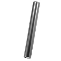 Gill Aluminum Baton - All Black / Black