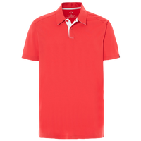 Oakley Divisional Golf Polo - Men's - Red / Red