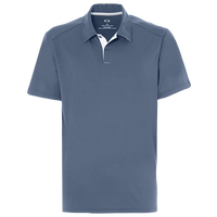 Oakley Divisional Golf Polo - Men's - Grey / Grey