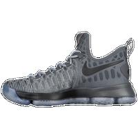 on sale 743eb 3e0e2 Nike KD 9 - Men u0026 39 s - Kevin Durant - Grey