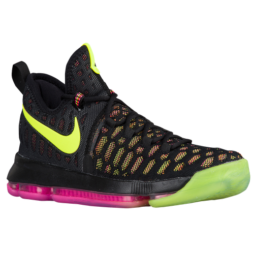 Men's Nike KD 9 - Multi-Color
