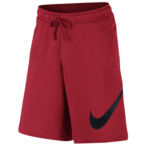 Nike Club Explode Shorts - Men's Casual - University Red 43520658