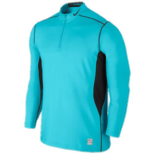 Nike Pro Combat Hyperwarm Max Fttd 1/4 Zip Top - Men's