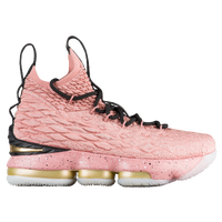Nike LeBron 15 - Boys' Grade School -  Lebron James - Pink / Black