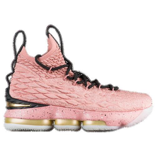 ... all star rust pink 897650 600 release date bdfc0 cfaf1  cheapest nike  lebron 15 boys grade school basketball shoes lebron james rust pink black  e7dff ... 4eb7d62da