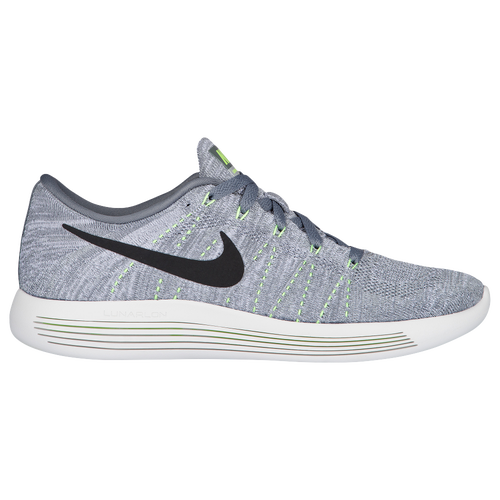 Nike LunarEpic Low Flyknit - Men's - Running - Shoes - Cool Grey/Wolf  Grey/Summit White/Black