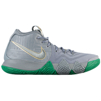 Nike Kyrie 4 - Men's -  Kyrie Irving - Silver / Gold