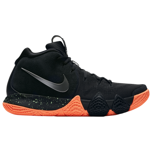 650bdc84bbd2 ... coupon for nike kyrie 4 mens basketball shoes kyrie irving black  metallic silver d730c 6a5a5