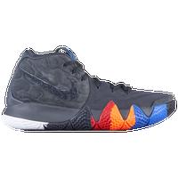 Nike Kyrie 4 - Men's - Kyrie Irving - Grey / Multicolor