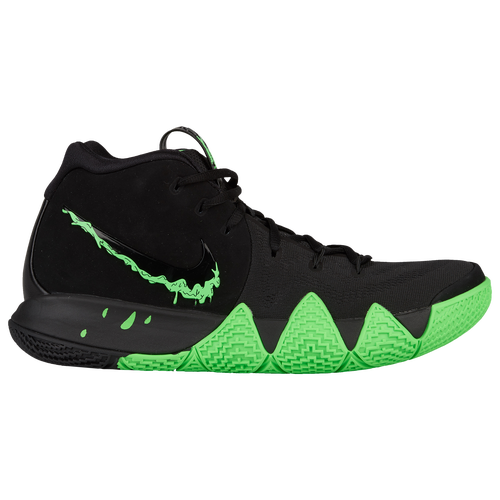ee98c153128 50% off nike kyrie 4 mens basketball shoes kyrie irving black rage green  c7470 3d1f8