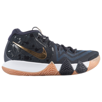 Nike Kyrie 4 - Men's -  Kyrie Irving - Navy / Gold