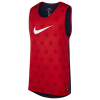 Nike Americana Tank - Men's - USA - Red