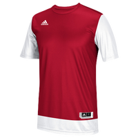 adidas Team Crazy Explosive Shooting Shirt - Men's - Red / White