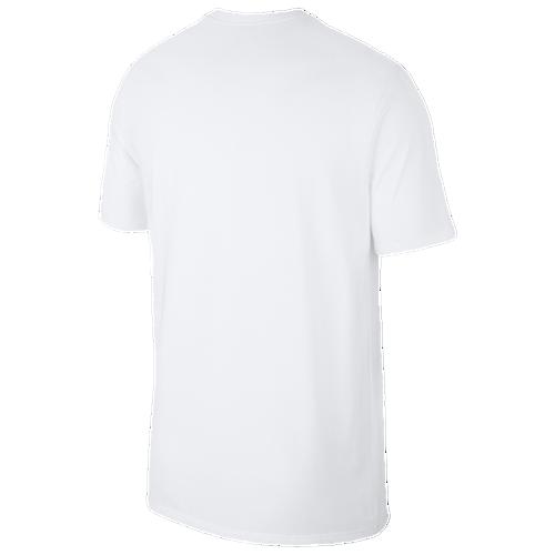 83ebd8fa793cb7 Jordan Retro 13 Unlucky T Shirt Mens Basketball Clothing White on sale