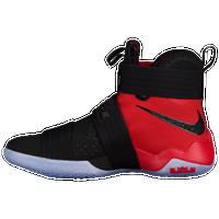 lebron red shoes. nike lebron soldier 10 - men\u0027s james black / red lebron shoes n