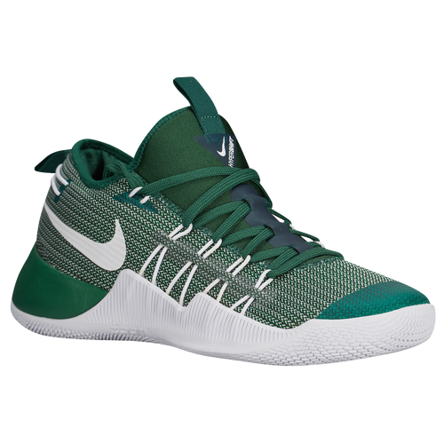low priced c3e0d 517df ... closeout low cost nike hypershift mens basketball shoes gorge green  white 96c51 fddd2