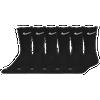 Deals on Nike 6 Pack Dri-FIT Crew Men's Socks