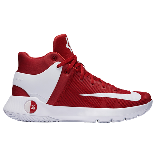 Nike KD Trey 5 IV - Men\u0027s - Kevin Durant - Red / White