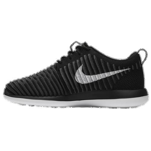 best cheap 83931 6bdb1 ... Black White Anthracite Dark Grey. durable service Nike Roshe Two Flyknit  - Boys  Grade School - Running - Shoes -