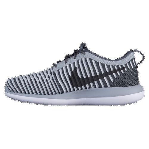 f0cb383190c3 ... Grey Dark Grey Wolf Grey White. 60%OFF Nike Roshe Two Flyknit - Boys  Grade  School - Running - Shoes