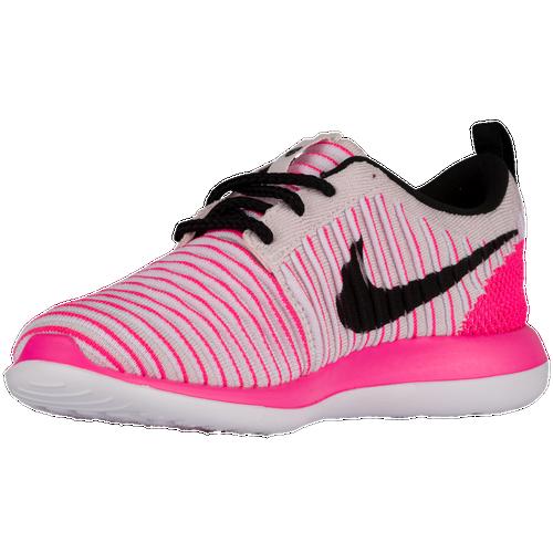 5ea7f8ba13b8 chic Nike Roshe Two Flyknit - Girls  Grade School - Running - Shoes - Pearl