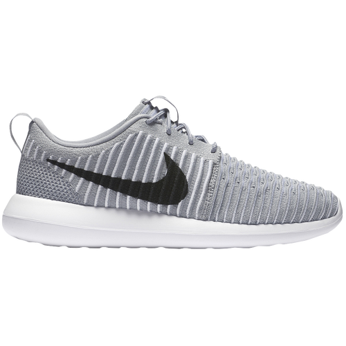 nike roshe two flyknit men's white