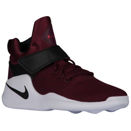 Nike Kwazi Men S Casual Shoes Night Maroon Black