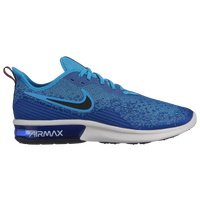 Nike Air Max Sequent 4 - Men's - Blue / Light Blue