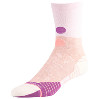 Stance Corral Run Crew - Women's - Pink
