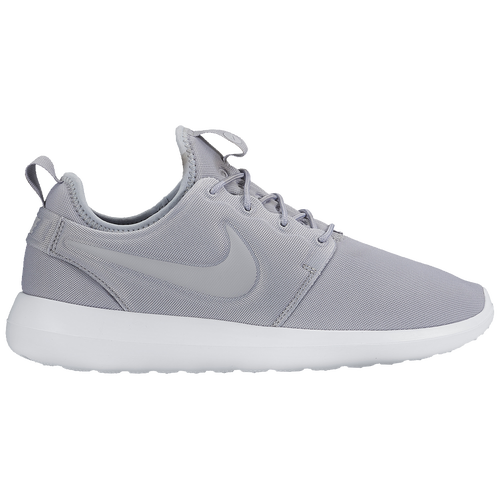 gray roshe nike women's