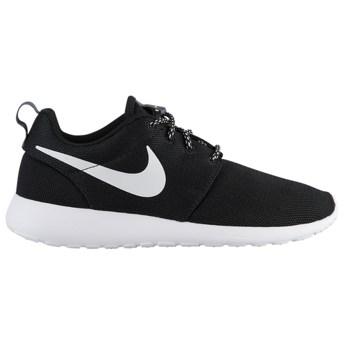 nike black roshe women's australian open results
