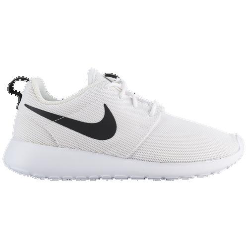 Nike Roshe One - Women's - Casual - Shoes - White/White/Black