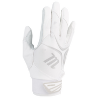 Marucci FX Fastpitch Batting Gloves - Girls' Grade School - White