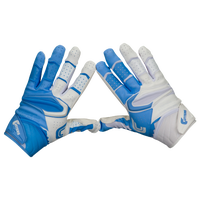 Cutters Rev Pro 2.0 Yin Yang Receiver Gloves - Men's - Light Blue / White